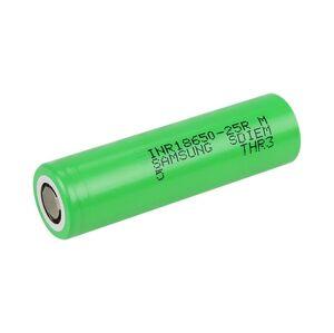 LED21 Nabíjecí baterie SAMSUNG Lithium-ion 18650 2500mAh PCM